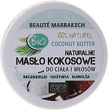 Kup Naturalne masło kokosowe do ciała i włosów - Beauté Marrakech Coconut Butter