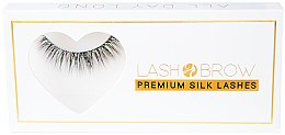 Kup Sztuczne rzęsy - Lash Brow Premium Silk Lashes All Day Long