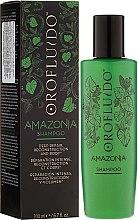 Kup Szampon do włosów słabych i zniszczonych - Orofluido Amazonia Shampoo