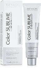 Kup PRZECENA! Permanentna farba do włosów bez amoniaku - Revlon Professional Revlonissimo Color Sublime Color & Care *