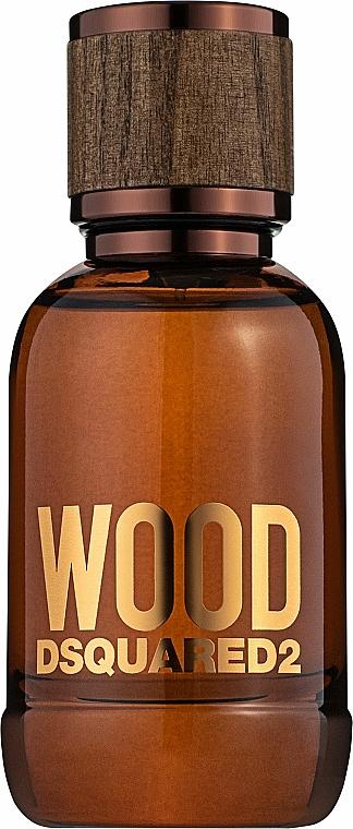 Dsquared2 Wood Pour Homme - Woda toaletowa — фото N2