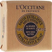 Kup Delikatne mydło w kostce Masło shea - L'Occitane Shea Butter Extra Gentle Soap Shea Milk