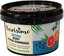 Kup Peeling do ciała - Berrisimo Detox Body Scrub-Gommage