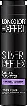 Kup Szampon tonizujący do włosów jasnych i siwych - Loncolor Expert Silver Reflex Shampoo