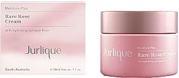 Kup Głęboko nawilżający krem do twarzy z kwasem hialuronowym - Jurlique Moisture Plus Rare Rose Cream