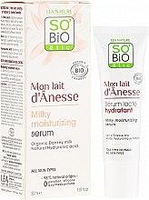 Kup Intensywne serum nawilżające do twarzy z oślim mleczkiem - So'Bio Etic Deep Moisturizing Serum