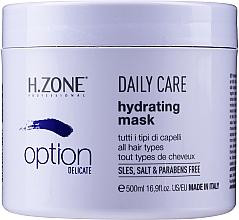 Kup Maska nawilżająca - H.Zone Option Daily Care Hydrating Mask