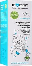 Kup Wygładzający szampon do włosów - MomMe Mother & Baby Natural Care