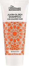 Kup Naturalny szampon z olejem jojoba do włosów farbowanych - Dr. Derehsan Shampoo Jojoba Oil Rich