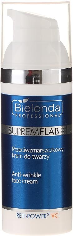 Przeciwzmarszczkowy krem do twarzy - Bielenda Professional SupremeLab Reti Power2 VC — фото N3