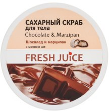 Kup Scrub do ciała - Fresh Juice Chocolate and Marzipan