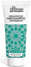 Kup Szampon do włosów tłustych z rozmarynem - Dr. Derehsan Regullating Oily Shampoo