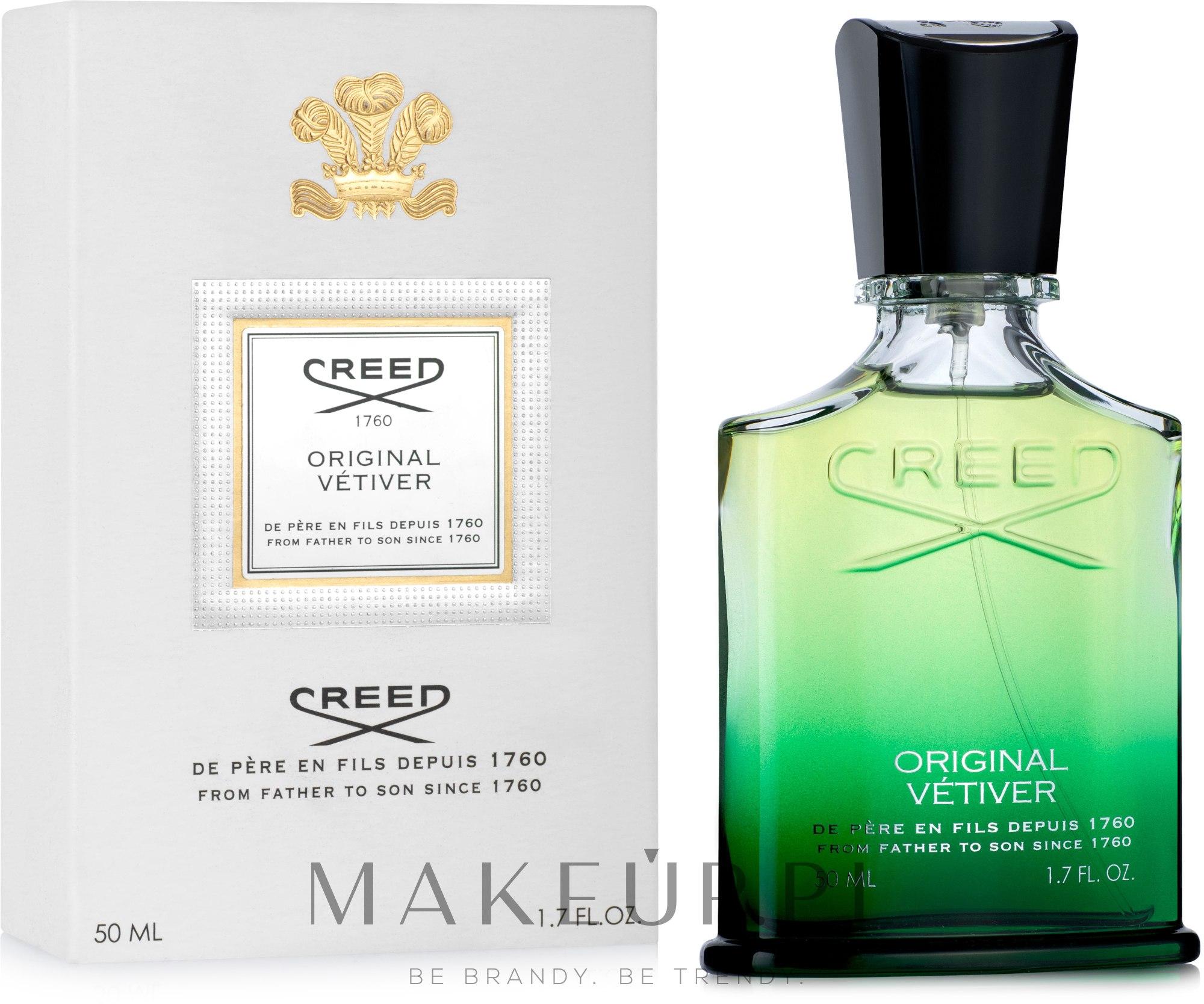 Creed Original Vetiver - Woda perfumowana — фото 50 ml