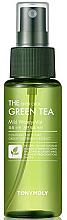 Kup Mgiełka do twarzy z ekstraktem z zielonej herbaty - Tony Moly The Chok Chok Green Tea Mild Watery Mist