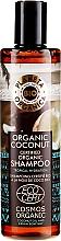 Kup Organiczny szampon nawilżający do włosów Organiczny kokos - Planeta Organica Organic Coconut Natural Hair Shampoo