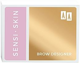 Kup Zestaw do stylizacji brwi - AA Sensi Skin Brow Designer
