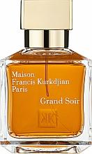 Kup Maison Francis Kurkdjian Grand Soir - Woda perfumowana