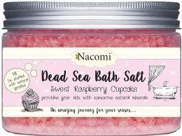 Kup Naturalna sól morska do kąpieli Malina - Nacomi Sweet Raspberry Cupcake