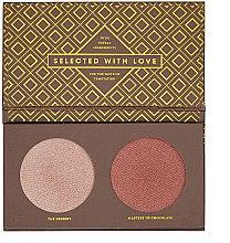 Kup Paletka rozświetlaczy do twarzy - Zoeva Cocoa Blend Highlighter