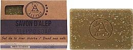 Kup Mydło aleppo z solą morską - Alepeo Aleppo Soap Dead Sea Salt 8%