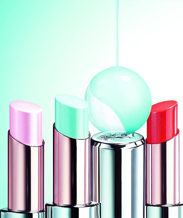 Lśniący balsam z efektem wizualnego powiększania ust - Lancome L'Absolu Mademoiselle Balm — фото N5