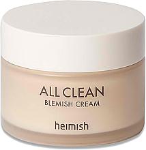 Kup Nawilżający krem do twarzy - Heimish All Clean Blemish Cream