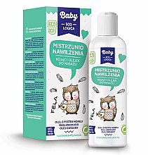 Kup Kojący olejek do masażu dla dzieci od 1. dnia życia Mistrzunio nawilżenia - Baby EcoLogica Soothing Massage Oil