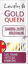 Kup Odżywka ze złotem koloidalnym do osłabionych paznokci - Lovely Gold Queen