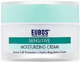 Kup Nawilżający krem do cery wrażliwej na dzień - Eubos Med Sensitive Moisturizing Cream