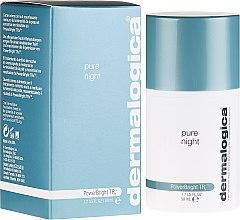 Kup Bogaty krem rozświetlający do twarzy na noc - Dermalogica Powerbright TRX Pure Night