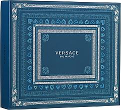 Kup Versace Man Eau Fraiche - Zestaw (edt 100 ml + sh/gel 150 ml + edt/10ml)