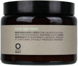 Kup Maska do włosów kręconych - Rolland Oway BeCurly Mask (szkło)