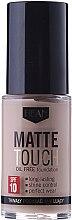 Kup Trwały podkład matujący - Hean Matte Touch Oil Free SPF 10