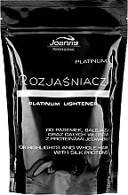 Kup Rozjaśniacz do włosów Platinum - Joanna Professional Lightener (saszetka)