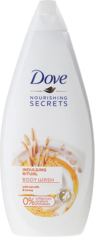 Kremowy żel pod prysznic - Dove Nourishing Secrets Indulging Ritual