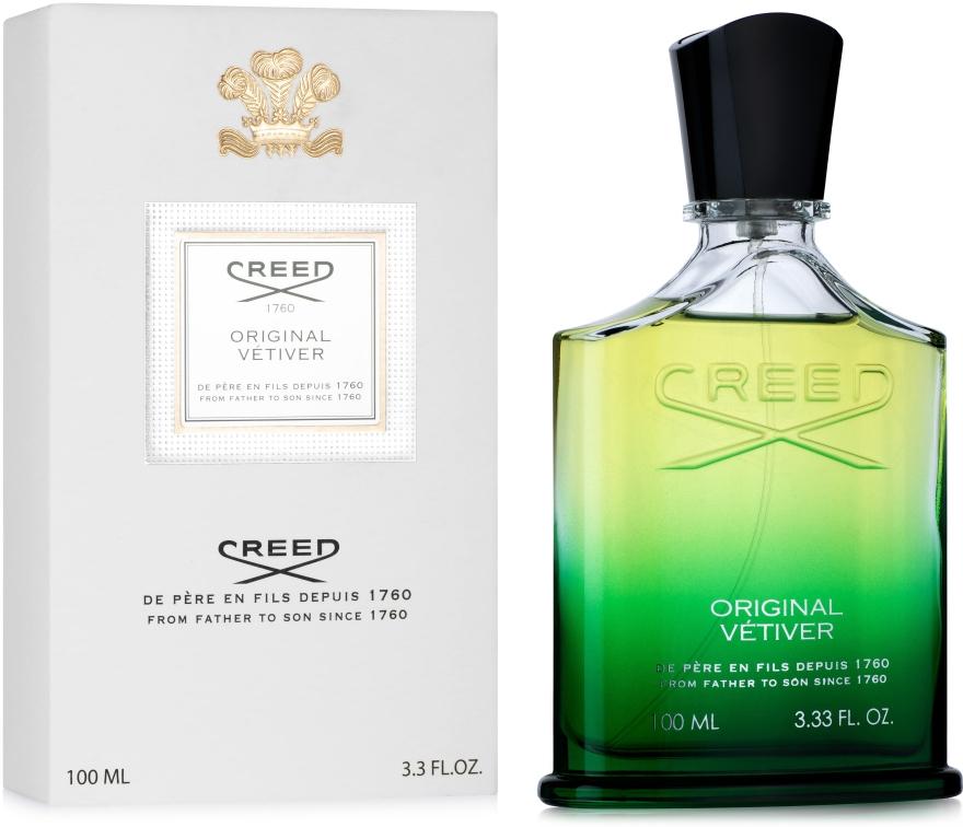 Creed Original Vetiver - Woda perfumowana — фото N2