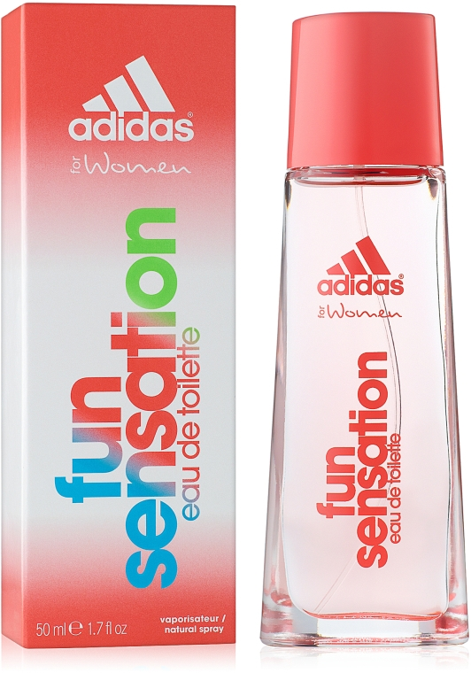 Adidas Fun Sensations - Woda toaletowa