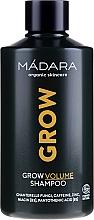 Kup Szampon nadający objętość włosom cienkim - Madara Cosmetics Grow Volume Shampoo