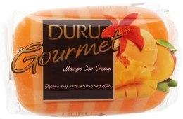 Kup Mydło w kostce Lody o smaku mango - Duru Gourmet Soap