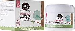 Kup Delikatny krem probiotyczny dla dzieci do ciała - Pure Beginnings Organic Baby Probiotic Baby Sensitive Body Cream