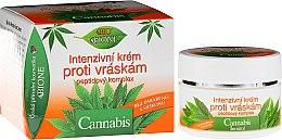 Kup Intensywny krem przeciwzmarszczkowy do twarzy - Bione Cosmetics Cannabis Intensive Anti-Wrinkle Cream