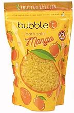 Kup Sól do kąpieli Mango - Bubble T Cosmetics Bath Salt Mango