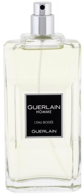 Guerlain Homme L'Eau Boisee - Woda toaletowa (tester bez nakrętki)