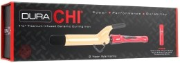 """Kup Ceramiczna lokówka 1 1/4"""" do tworzenia luźnych loków i wzburzonych fal - CHI Dura Curling Iron"""