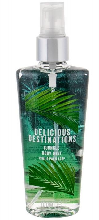 Mgiełka do ciała - Corsair Delicious Destinations Jungle Body Mist — фото N1