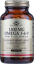 Kup Suplement diety Omega 3-6-9 1300 mg - Solgar Omega 3-6-9