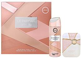Kup Armaf Le Parfait Pour Femme - Zestaw (edp 100 ml + deo/spray 200 ml)