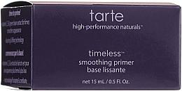 Kup Nawilżająca baza pod makijaż - Tarte Cosmetics Timeless Smoothing Primer