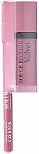 Zestaw - Bourjois Rouge Edition Velvet Lipstick Dont Pink Of It (lipstick/7.7ml + lip/pencil/1.14g) — фото N3