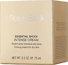 Nawilżający krem przeciwstarzeniowy do cery suchej - Natura Bissé Essential Shock Intense Cream — фото N4